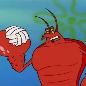 United SpongeBob: Larry the Lobster