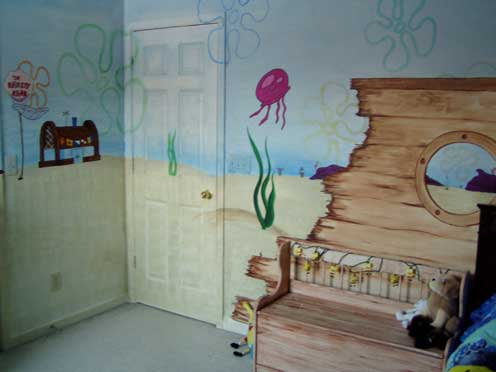 spongebob bedroom group picture image by tag